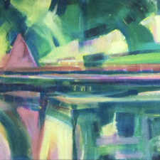 c-somerville_-pond-with-pink-house-2021-oil-on-canvas-img_2311