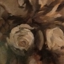a-white-rose-2015-oil-on-paper